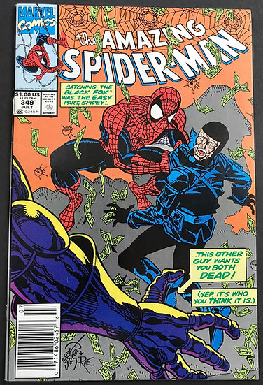 Amazing Spider-Man (1963 1st Series) #349 VF/NM
