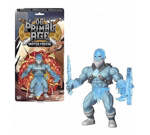 Funko Savage World DC Primal Age 5 1/2 inch Mister Freeze Collectible