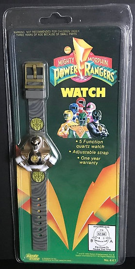 1993 Saban's Mighty Morphin Power Rangers Watch - Gordy Time