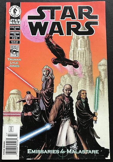 Star Wars (Dark Horse 1st Series) #14 FN