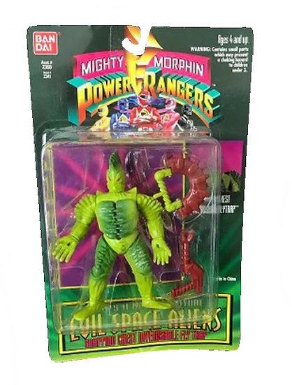 1994 Mighty Morphin Power Rangers Evil Space Aliens