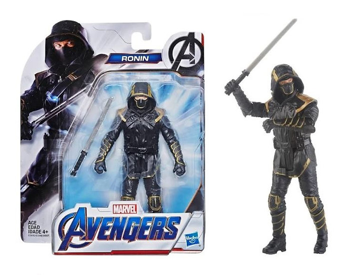 Marvel Avengers Endgame Ronin 6 inch Scale Action Figure