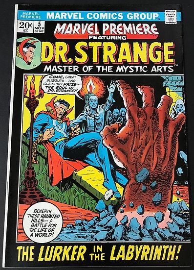 Marvel Premiere (1972) #5 FN/VF