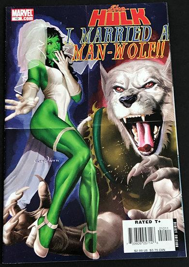 She-Hulk (Marvel 2nd Series) #10 NM