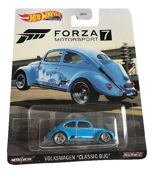 """Hot Wheels Premium FORZA Motorsport 7 Volkswagen """"Classic bug"""""""
