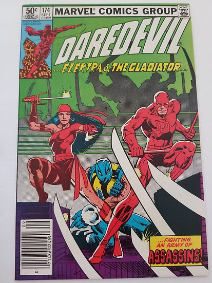 Daredevil (1964 1st Series) #174 NM+