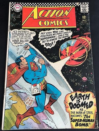 Action Comics #342 VG