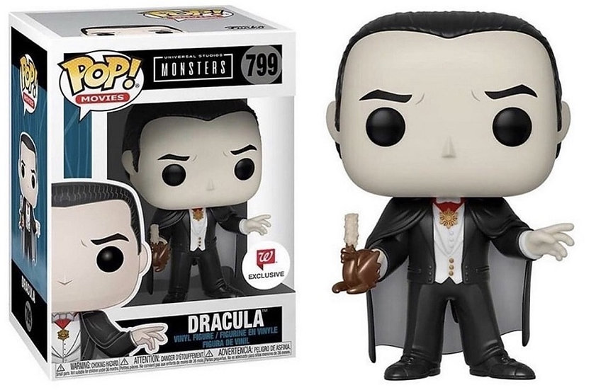 Monsters Dracula 799 Walgreens Exclusive