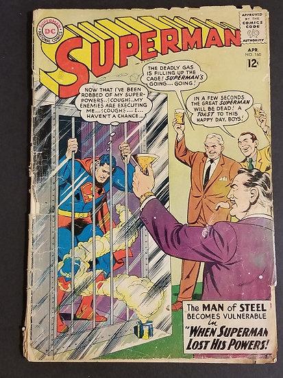 Superman (1939 1st Series) #160 GD