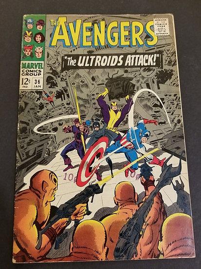 Avengers (Marvel ) #36 VG/FN
