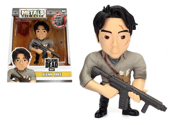 Metal Die Cast The Walking Dead AMC Glenn Rhee M182