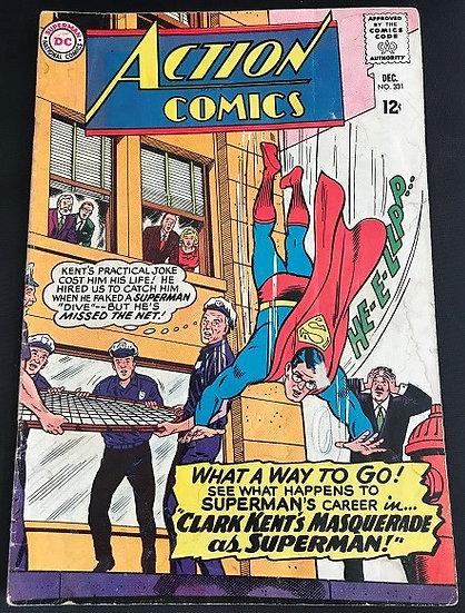 Action Comics #331 VG