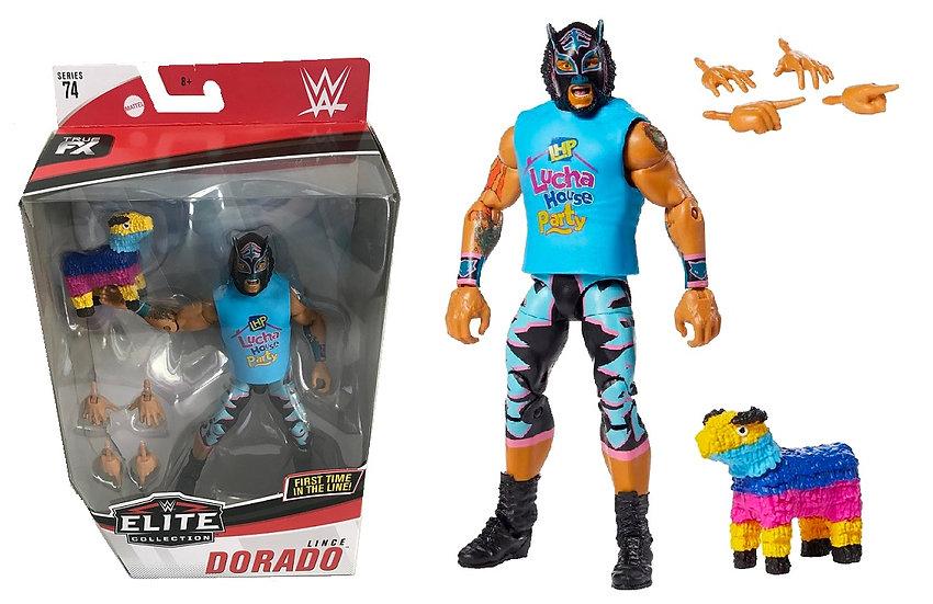 WWE Elite Collection Series 74 Lince Dorado Wrestling Figure