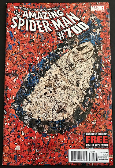 Amazing Spider-Man (Marvel ) #700 VF