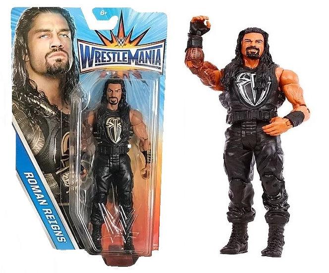 WWE Wrestlemania Roman Reigns Action Figure