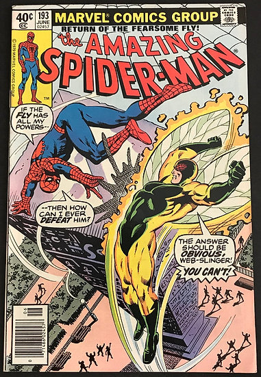 Amazing Spider-Man (Marvel) #193 VF/NM