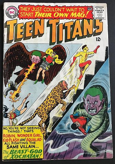 Teen Titans 1 VG