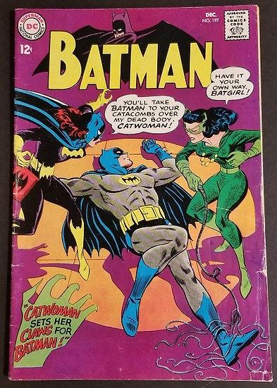 Batman (1940) #197