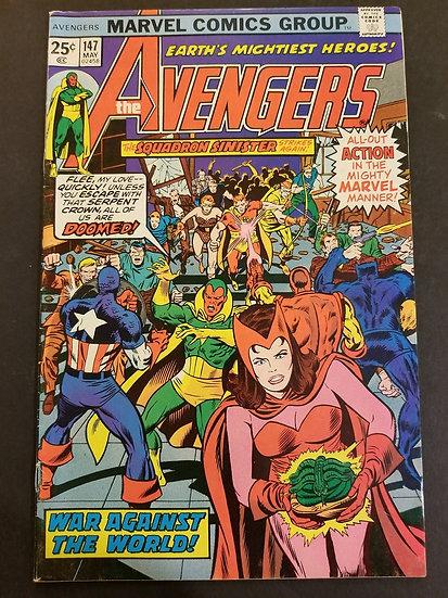 Avengers (Marvel ) 147 VF