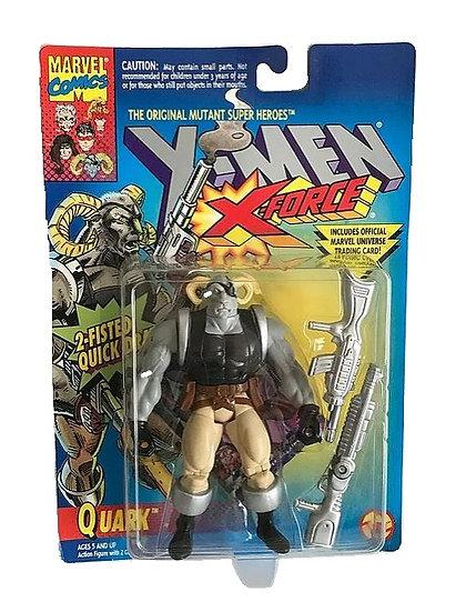 1994 X-men X-Force The Original Mutant Super Heroes Quark - Toy Biz