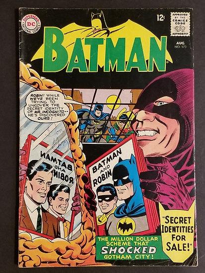 Batman 173 VG