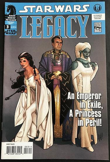 Star Wars Legacy (2006) #3 VF/NM