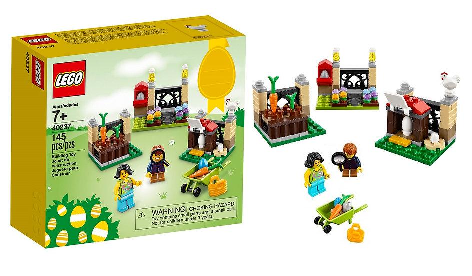 Lego Holiday Easter Egg Hunt Building Kit 40237
