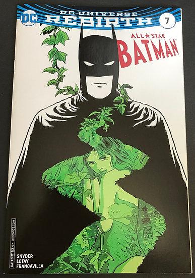 All Star Batman (2016) #7B VF/NM