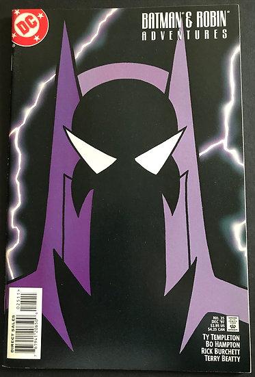 Batman and Robin Adventures #25 NM-