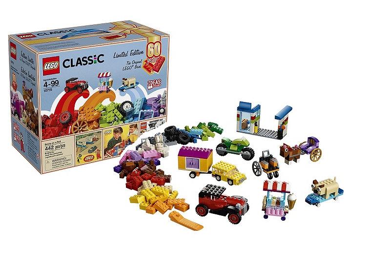 Lego Classic Bricks On A Roll Limited Edition 10715