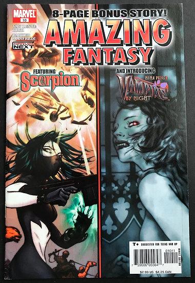 Amazing Fantasy (2004) #10 VF/NM