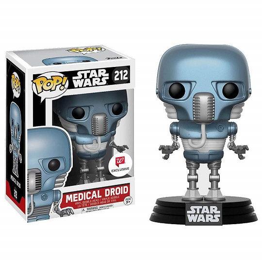 Star Wars Medical Droid 212 Walgreens Exclusive