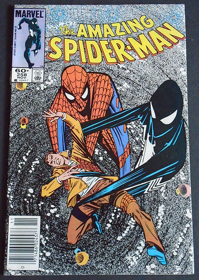 Amazing Spider-Man #258 FN
