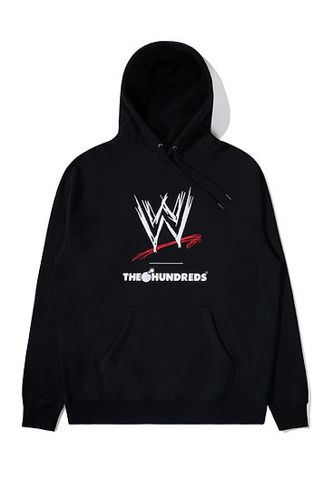 The Hundreds WWE Pullover Hoodie