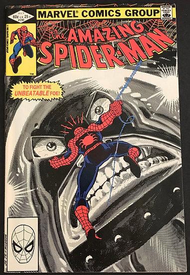 Amazing Spider-Man 230 VF+