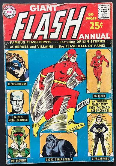 Flash Annual #1 GD