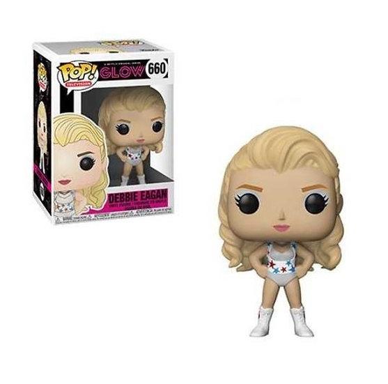 Funko Pop Glow Debbie Eagan 660