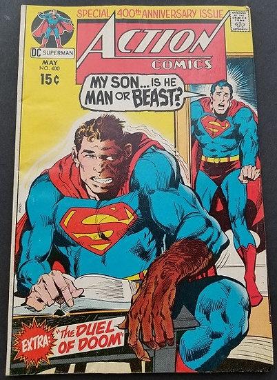 Action Comics 400 VG
