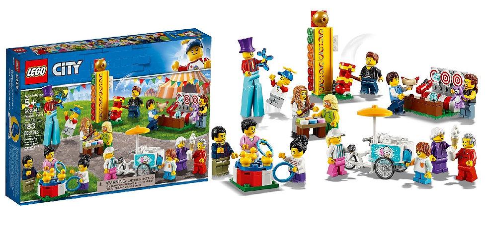 Lego People Pack-Fun Fair 60234