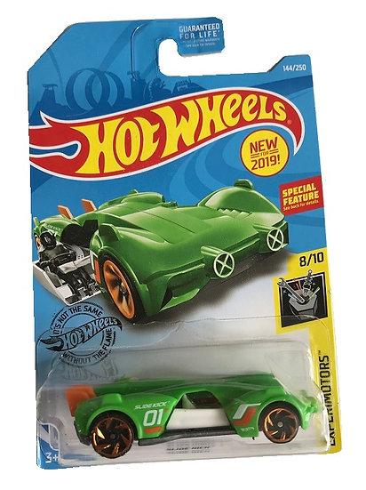 Hot Wheels Experimotors Slider Kick