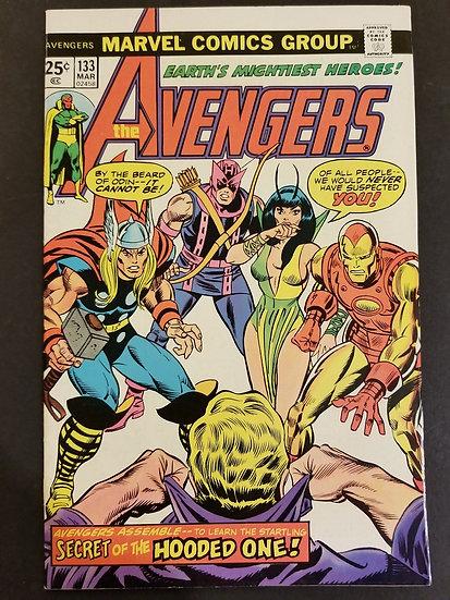 Avengers 133 VF+