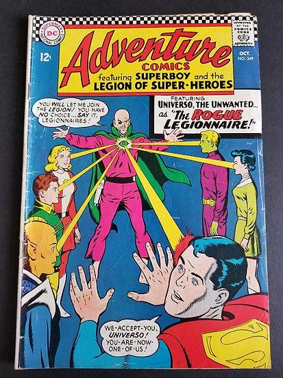 Adventure Comics (1938 1st Series) #349 VG