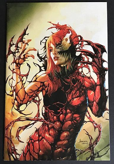 Symbiote Spider-Man #1 Anacleto Virgin Variant