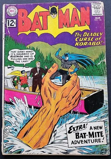 Batman (1940) #146 GD/VG