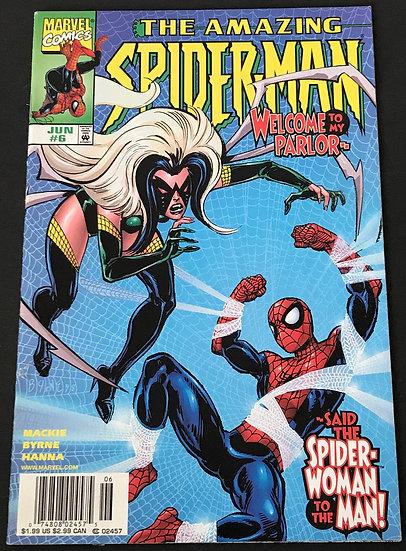 Amazing Spider-Man (Marvel) #6 VG [Newsstand]