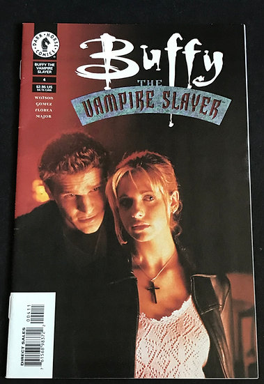 Buffy the Vampire Slayer (Dark Horse) #4 VF+