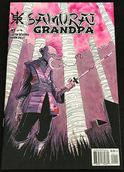 Samurai Grandpa (Scout) #1 NM