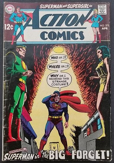 Action Comics #375 FN