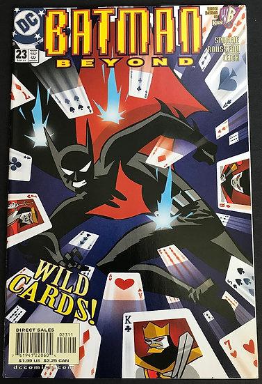 Batman Beyond (DC) #23 FN+ [Split]