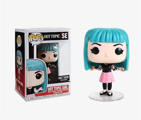 Funko Pop Hot Topic Girl SE Hot Topic Exclusive